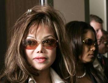 Сестра короля поп-музыки Майкла Джексона, скончавшегося 25 июня